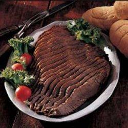 Country Beef Brisket recipe