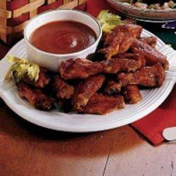 Bandito Chicken Wings recipe