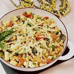 Zesty Zucchini Skillet recipe