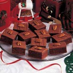 Swiss Chocolate Bars recipe