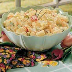 Springtime Potato Salad recipe