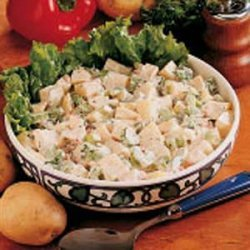 Pimiento Potato Salad recipe