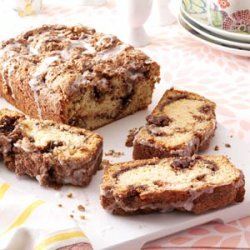 Cinnamon Swirl Quick Bread recipe