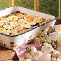 Lasagna Florentine recipe
