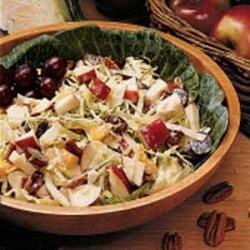Cabbage Fruit Salad recipe