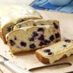 Blueberry Brunch Loaf recipe
