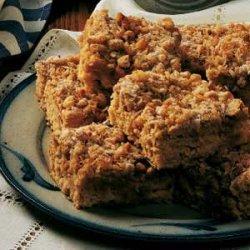 Rhubarb Crumb Cake recipe