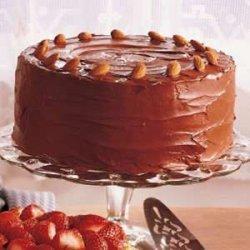 Spiced Devil's Food Cake recipe