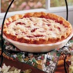 Purple Plum Pie recipe