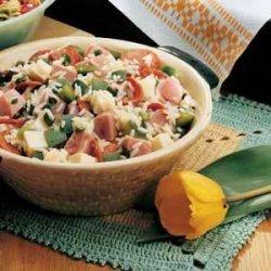 Italian Market Salad recipe