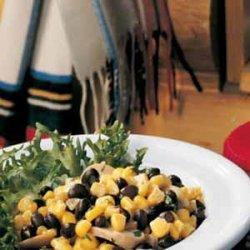 Spiced Corn Salad recipe