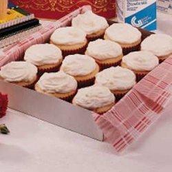 Lemon Cream Cupcakes recipe