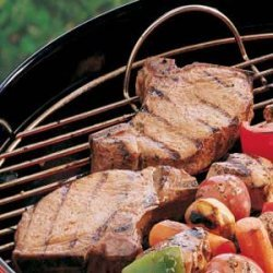 Marinated Pork Chops recipe