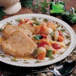 Honey Dijon Pork recipe