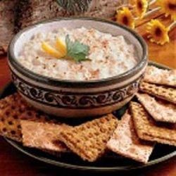Hot Crabmeat Spread recipe