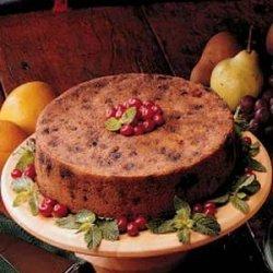 Festive Cranberry Cake recipe