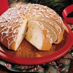 Almond Ring Coffee Cake recipe