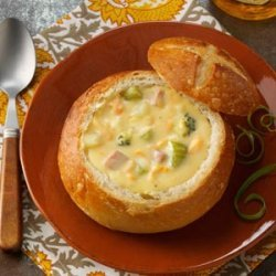 Priscilla's Vegetable Chowder recipe