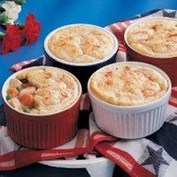 Chicken in Every Pot Pie recipe