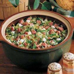Corned Beef 'n' Cabbage Casserole recipe