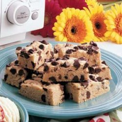 Chocolate Chip Bars recipe