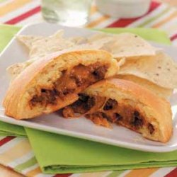 Taco Puffs recipe