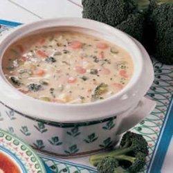 Garden Chowder recipe
