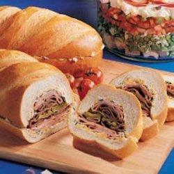 Sandwich for a Crowd recipe