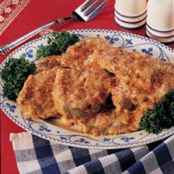Sour Cream Swiss Steak recipe