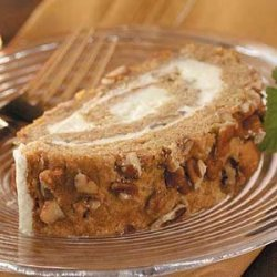 Persimmon Nut Roll recipe