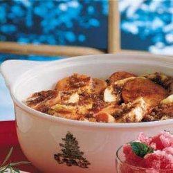 Apple Sweet Potato Bake recipe