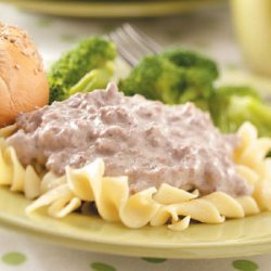 Stroganoff for a Crowd recipe