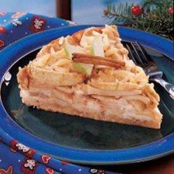 Apple Danish Cheesecake recipe