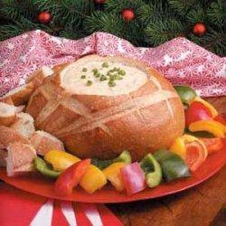Bread Pot Fondue recipe