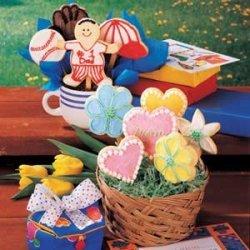 Lollipop Cookie Bouquets recipe