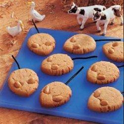 Farm Mouse Cookies recipe