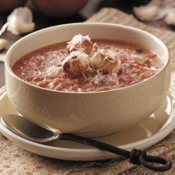 Tomato Garlic Soup recipe