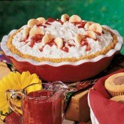 Banana Cream Cheese Pie recipe