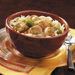Hearty Pork Stew recipe