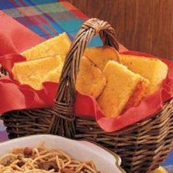Spicy Jalapeno Corn Bread recipe