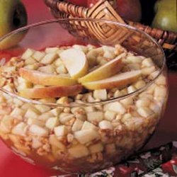 Walnut Apple Cider Salad recipe