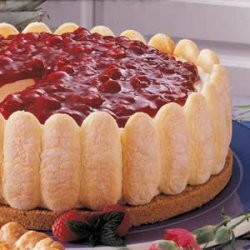 Favorite Ladyfinger Cheesecake recipe
