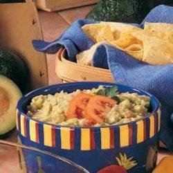 Salsa Guacamole recipe
