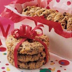 Double Chocolate Sprinkle Cookies recipe