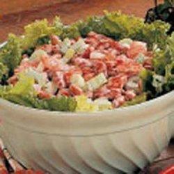 Tomato Bean Salad recipe