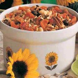 Fruit N Nut Snack Mix recipe
