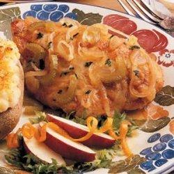 Tangy Glazed Chicken recipe
