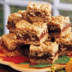 Chocolate Oat Squares recipe