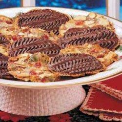 Chocolate Fruit N Nut Cookies recipe