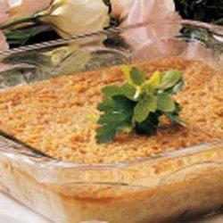 Louisiana Sweet Potato Casserole recipe